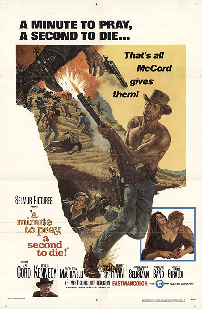 A Minute To Pray A Second To Die 1968 PROPER BRRip XviD MP3-XVID
