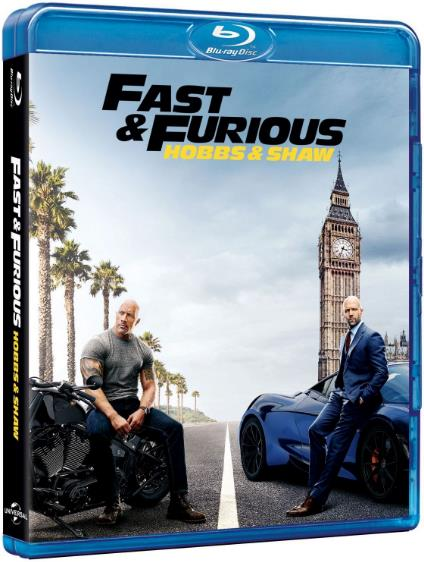 Fast and Furious Hobbs and Shaw (2019) 720p HC HDRip Dual Audio Eng Hindi x264-DLW