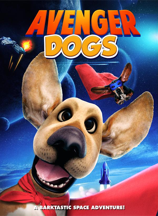 Avenger Dogs 2019 [WEBRip] [1080p] YIFY