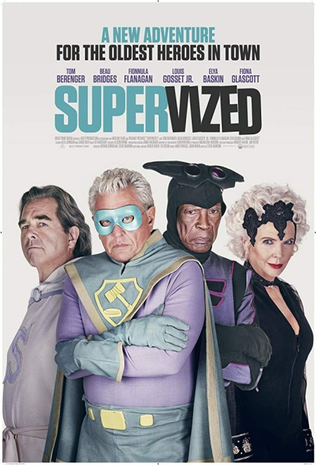 Supervized 2019 HDRip AC3 x264 CMRG