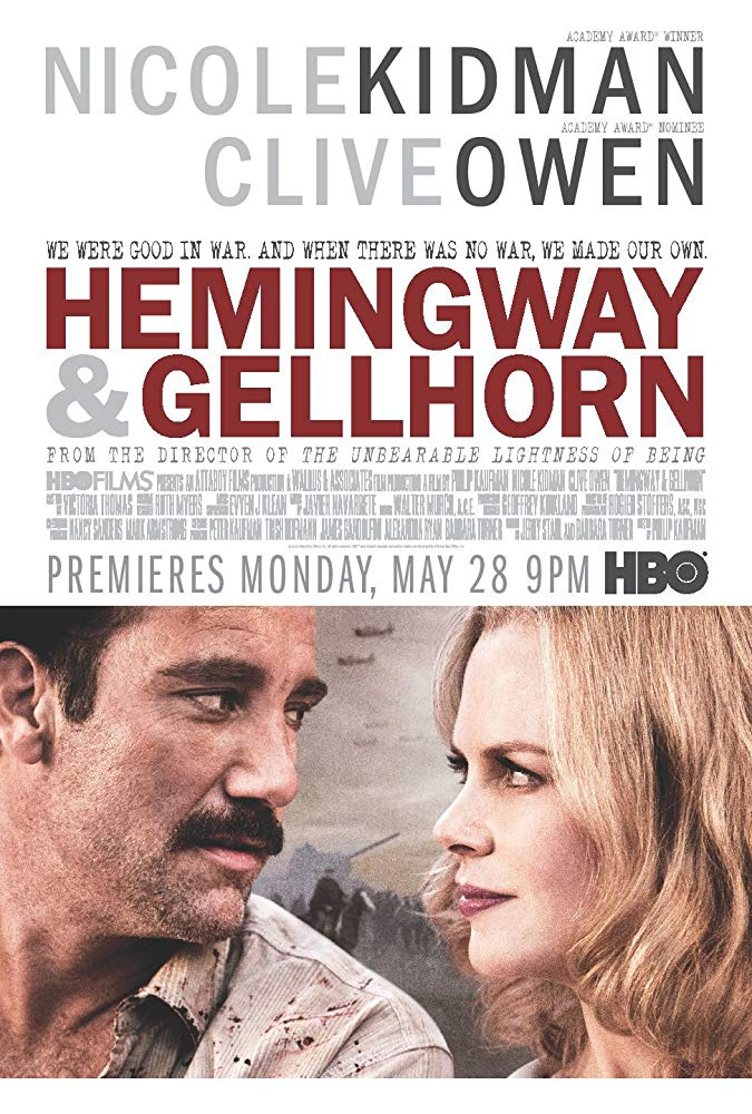Hemingway Gellhorn 2012 720p BluRay x264 x0r