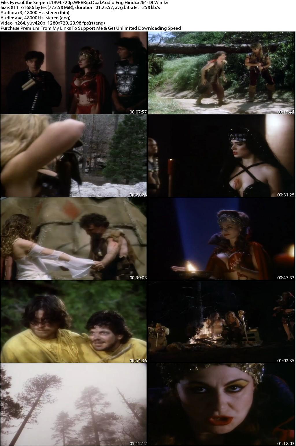 Eyes of the Serpent (1994) 720p WEBRip Dual Audio Eng Hindi x264-DLW