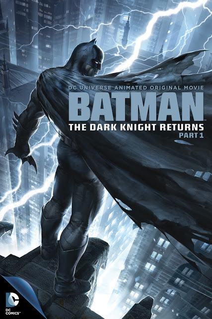 Batman The Dark Knight Returns Part 1 (2012) 1080p BDRip x265 AAC 5.1 Goki