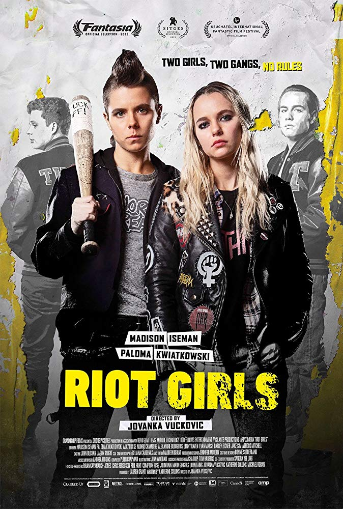 Riot Girls 2019 HDRip AC3 x264-CMRG[TGx]