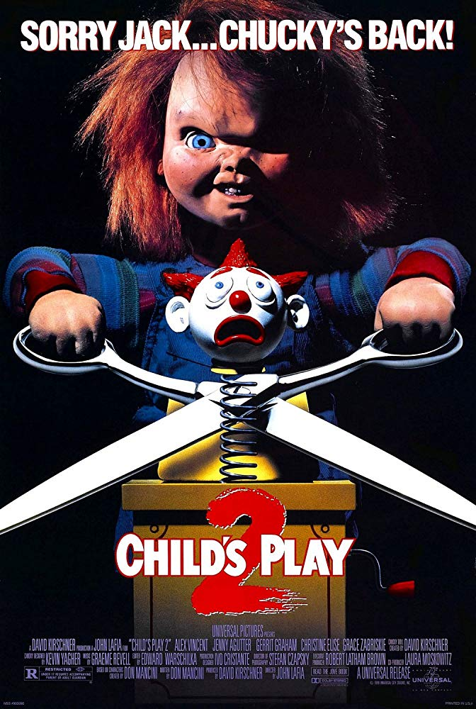 Childs Play 2019 BDRip XviD AC3-EVO