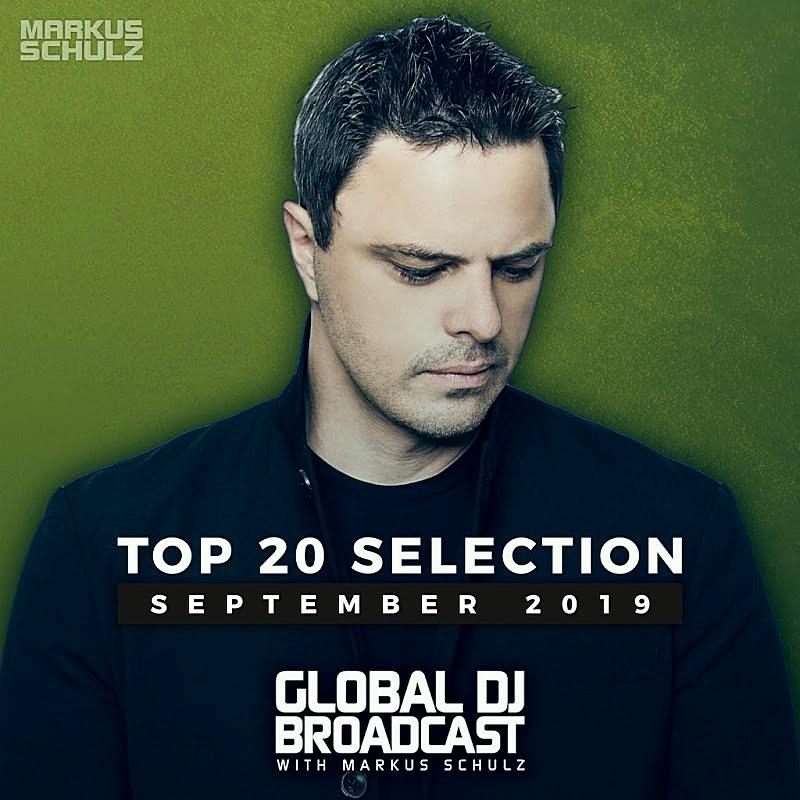 VA - Global DJ Broadcast Top September (2019) MP3 [320 kbps]
