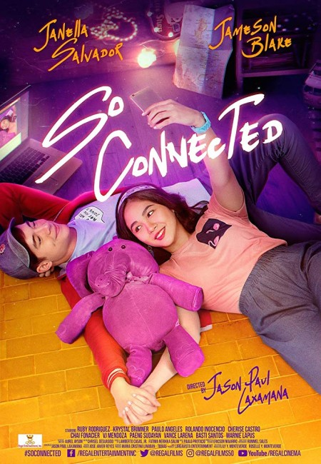 So Connected (2018) WEBRip x264 Ganool