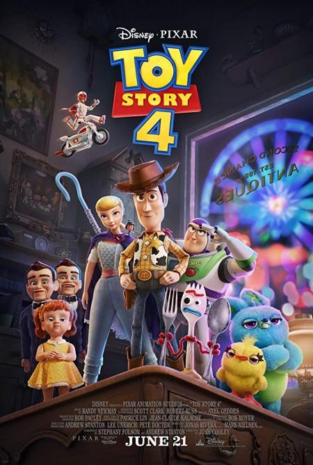 Toy Story 4 (2019) 720p HDRip X264 AC3 EVO