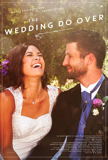 The Wedding Do Over (2018) 720p WEBRIP 400MB x264 BONE