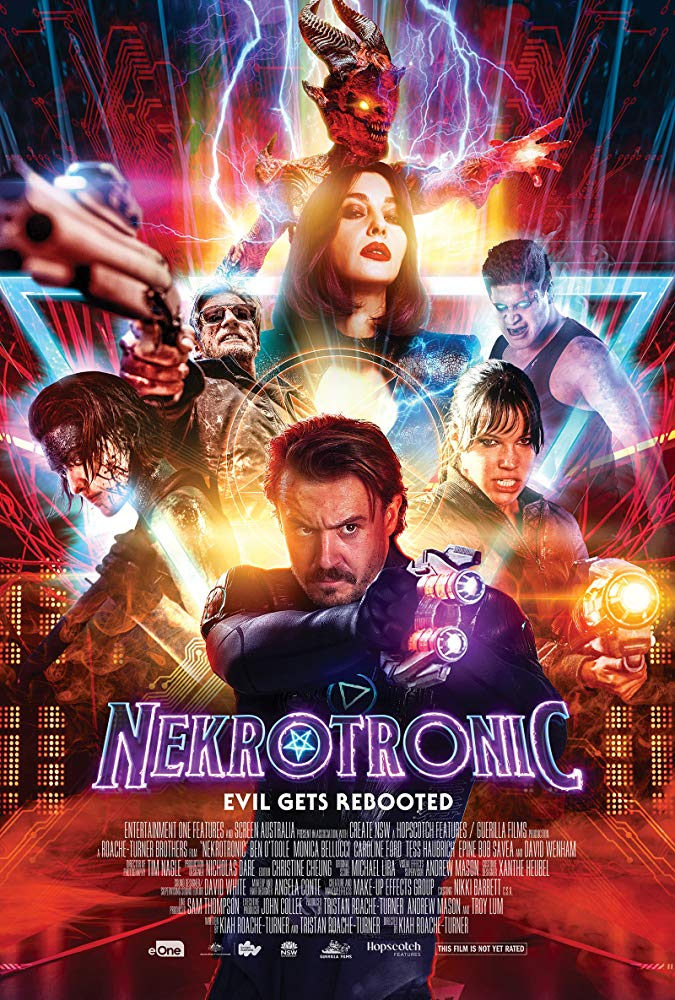 Nekrotronic 2018 [BluRay] [1080p] YIFY