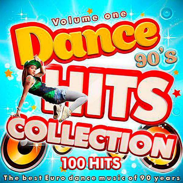 VA - Dance Hits Collection 90s Vol 1 (2019) MP3 [320 kbps]