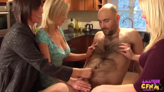 AmateurCFNM 19 09 17 Becky Drayton Holly Formby And Lara Hanks Naked At Home XXX