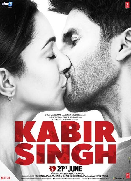 Kabir Singh 2019 Hindi HDRip x264 AC3 ETRG