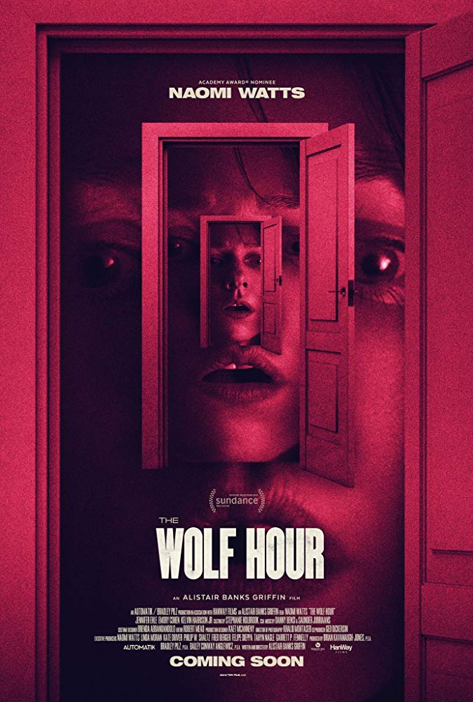 The Wolf Hour 2019 HDRip XviD AC3-EVO