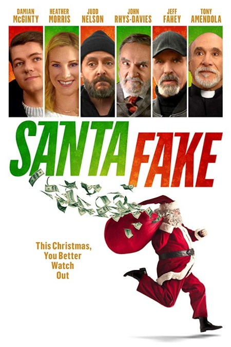 Santa Fake 2019 HDRip XviD AC3 EVO
