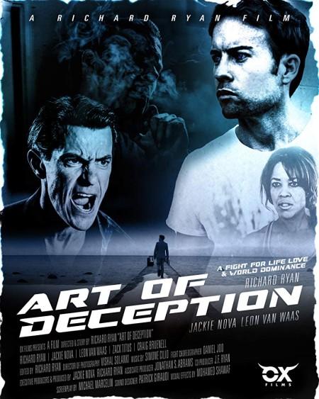 Art of Deception 2018 HDRip AC3 x264 CMRG