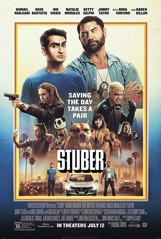 Stuber 2019 BRRip XviD AC3-XVID