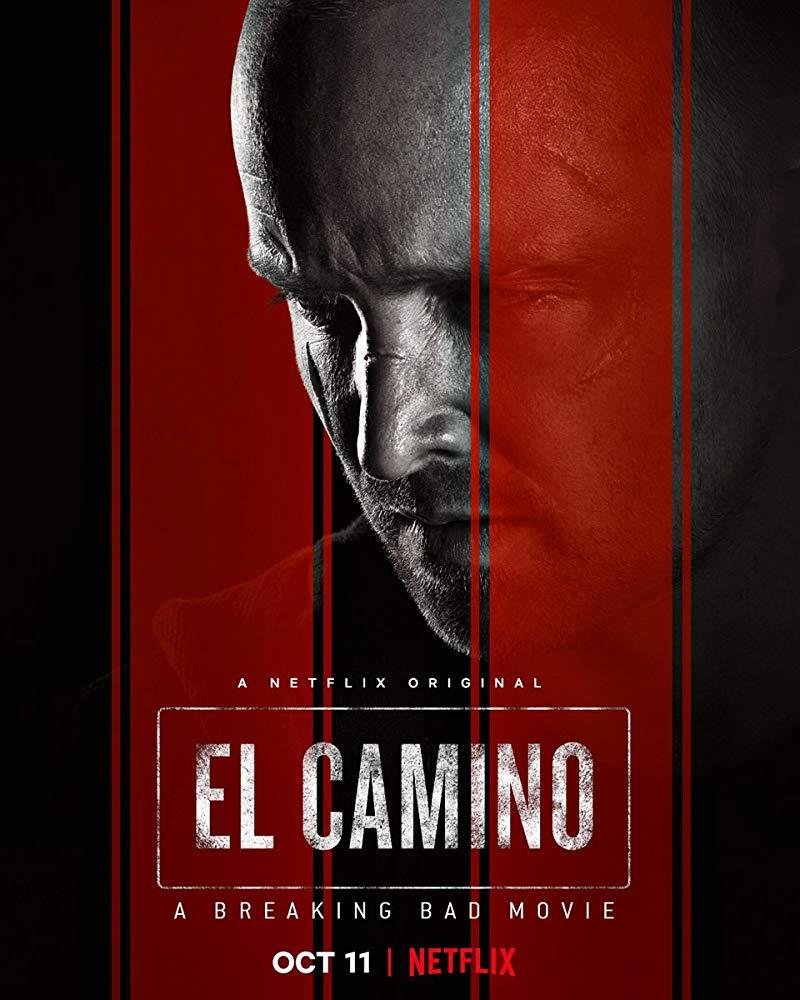 El Camino A Breaking Bad Movie 2019 WEBRip XviD AC3-FGT