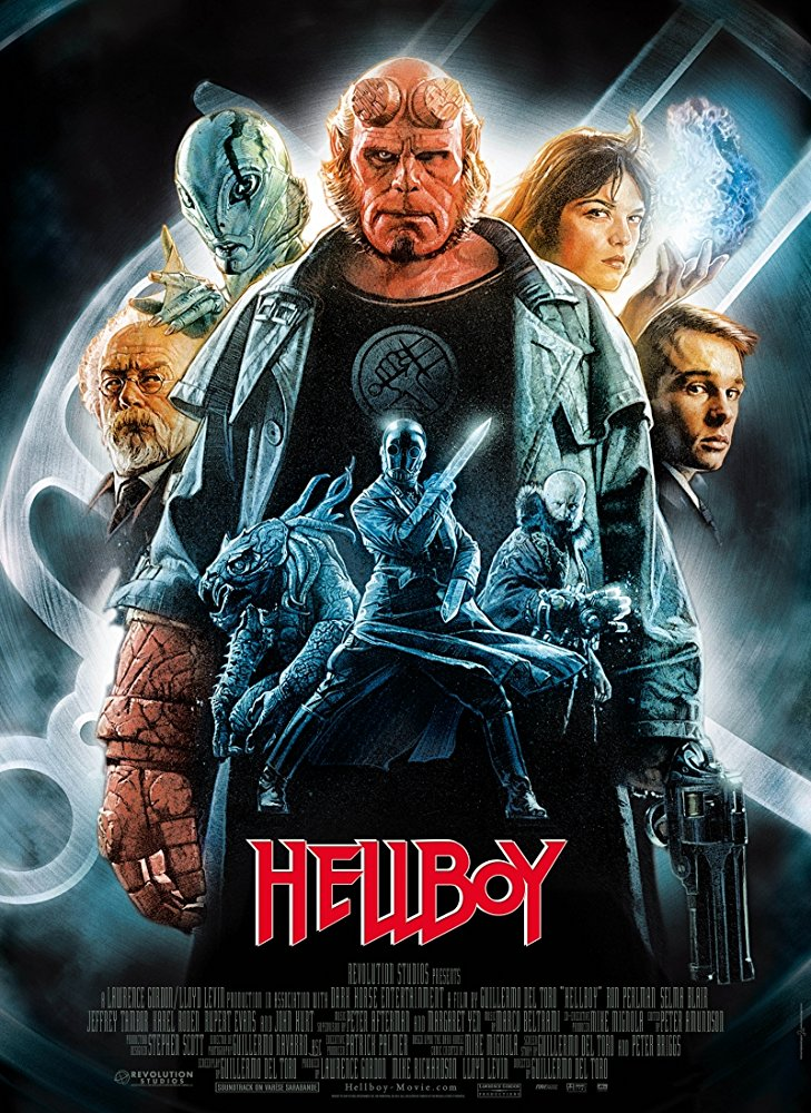 Hellboy 2004 REMASTERED BRRip XviD MP3-XVID