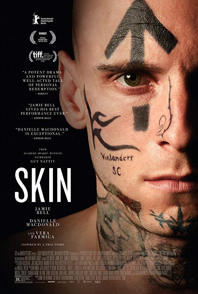 Skin 2018 [BluRay] [720p] YIFY