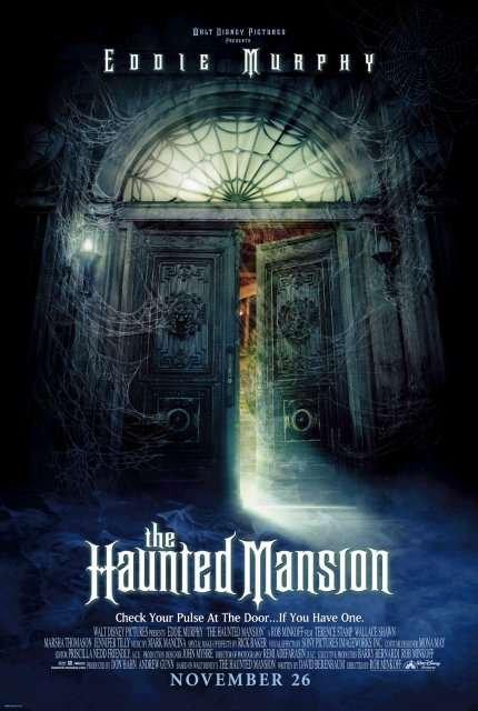 The Haunted Mansion 2003 BluRay 10Bit 1080p DD5 1 H265-d3g