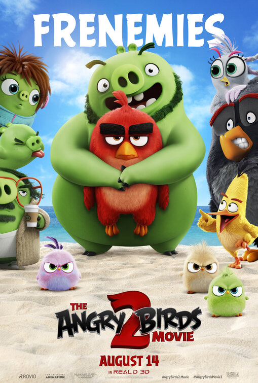 The Angry Birds Movie 2 2019 1080p WEB-DL AC3 H264-CMRG