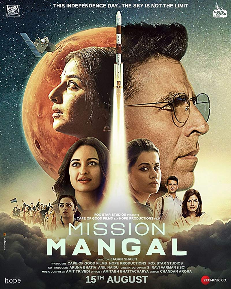 Mission Mangal (2019) 1080p WEB-DL x264 AAC - LiLThuG