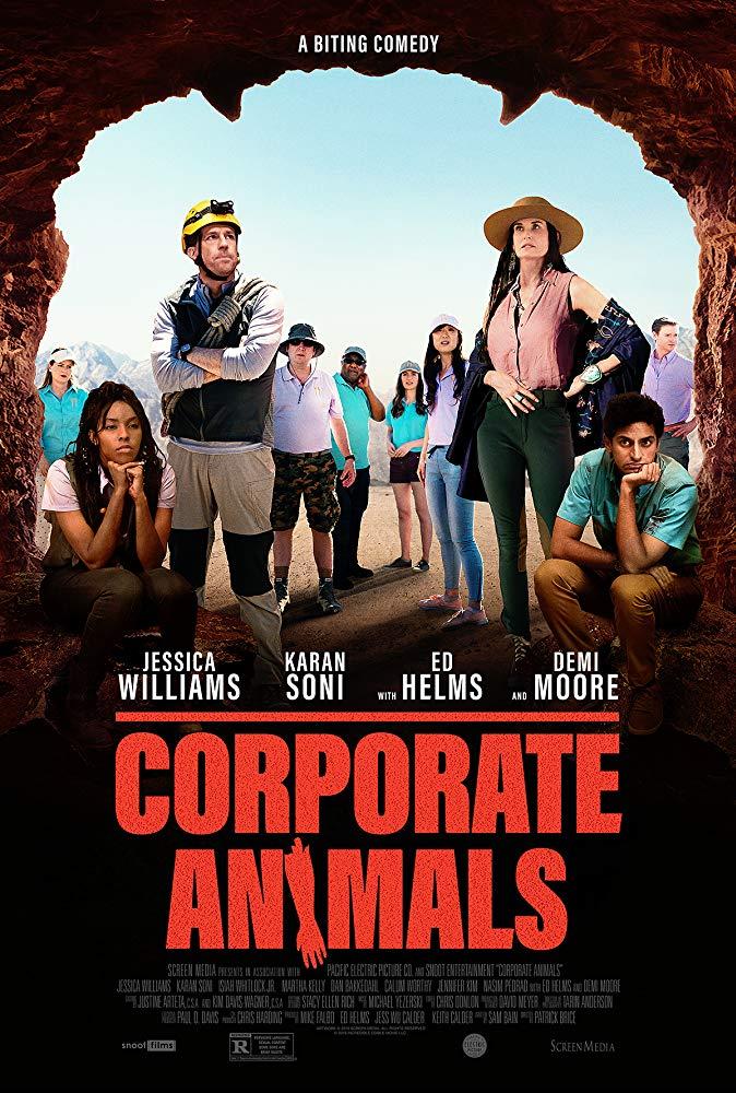 Corporate Animals 2019 DVDRip x264-WiDE[TGx]