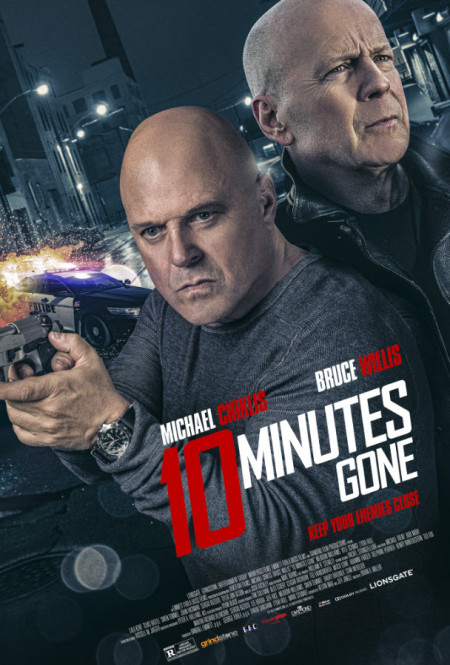 10 Minutes Gone (2019) BRRip AC3 x264-CMRG