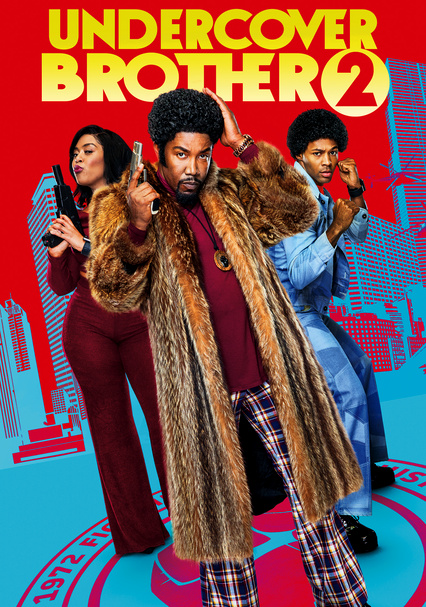 Undercover Brother 2 2019 WEB-DL x264-FGT