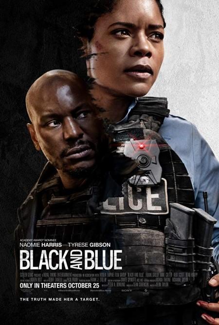 Black and Blue (2019) 720p HDCAM-GETB8