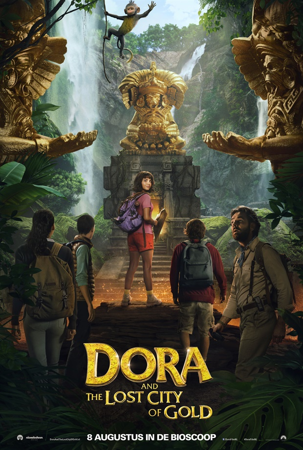 Dora and the Lost City of Gold 2019 WEB-DL x264-FGT