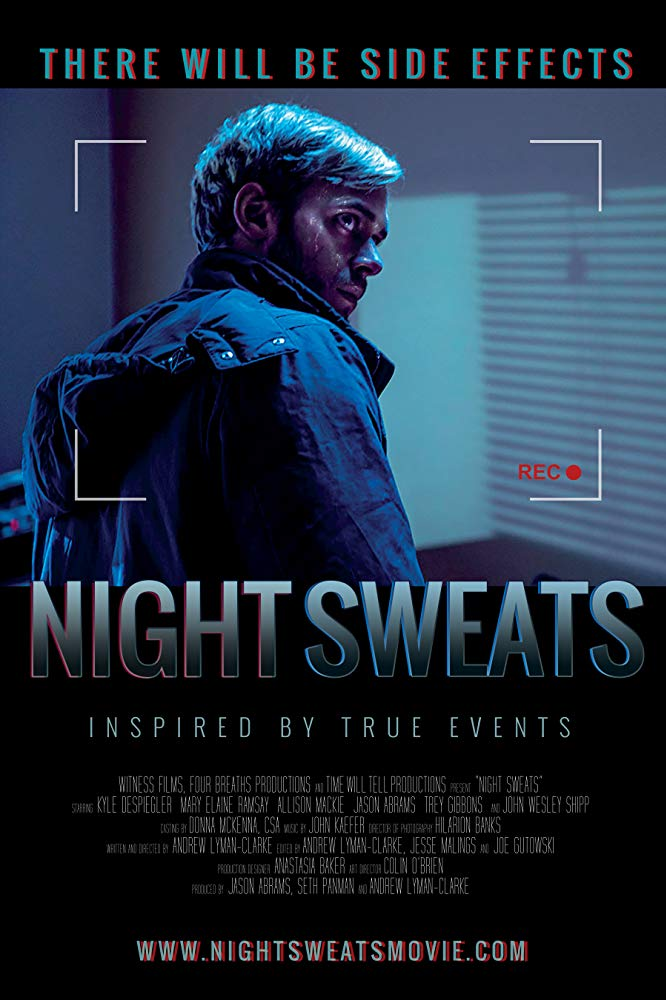 Night Sweats 2019 HDRip XviD AC3-EVO