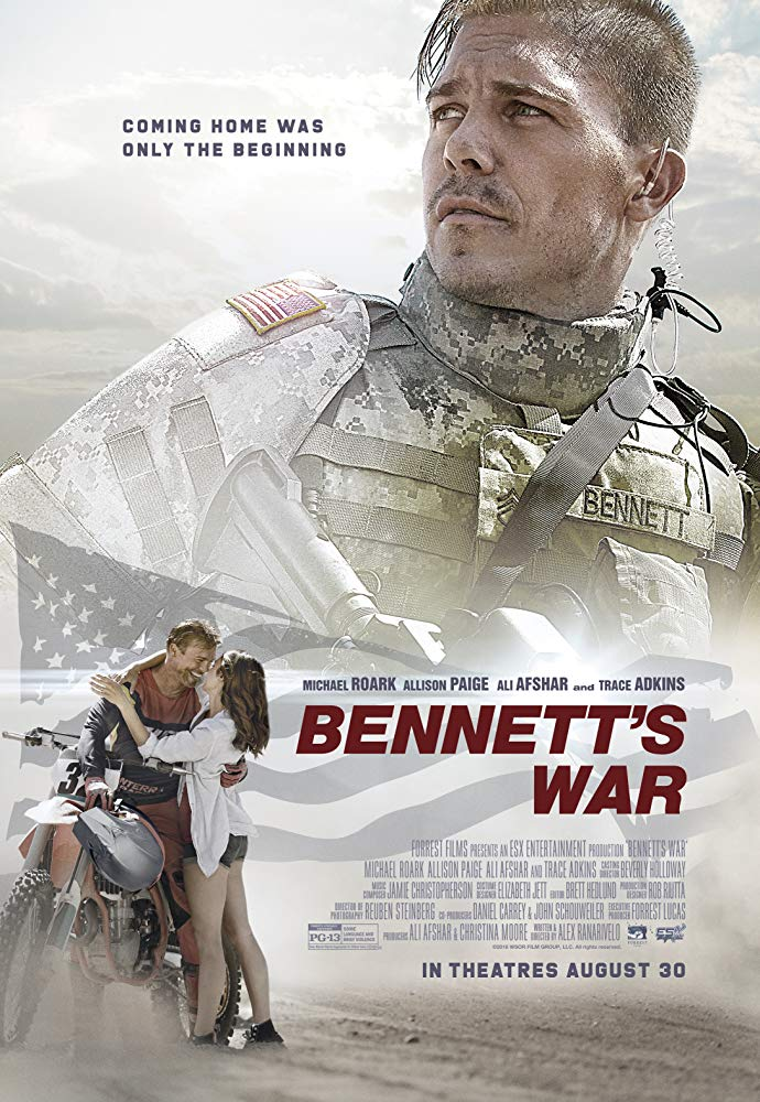 Bennetts War 2019 720p WEB-DL X264 AC3-EVO