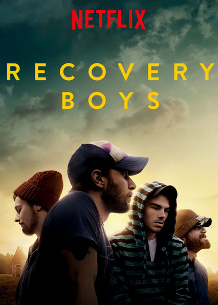 Recovery Boys 2018 REPACK 720p NF WEBRip 800MB x264-GalaxyRG