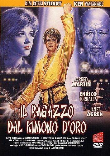 Karate Warrior 1987 [BluRay] [720p] YIFY