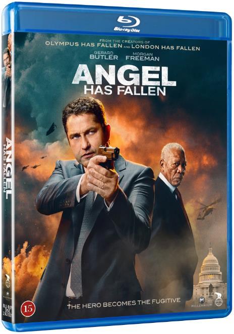 Angel Has Fallen (2019) BRRip AC3 x264  CMRG