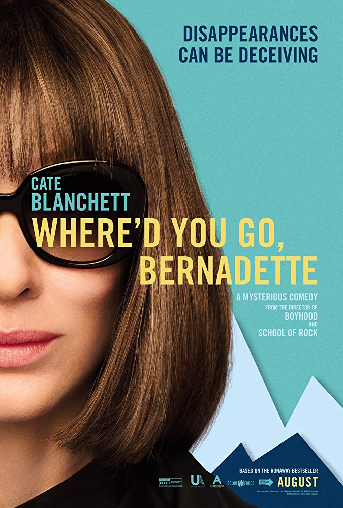 Where'd You Go Bernadette 2019 1080p WEB-DL DD5 1 H264-CMRG