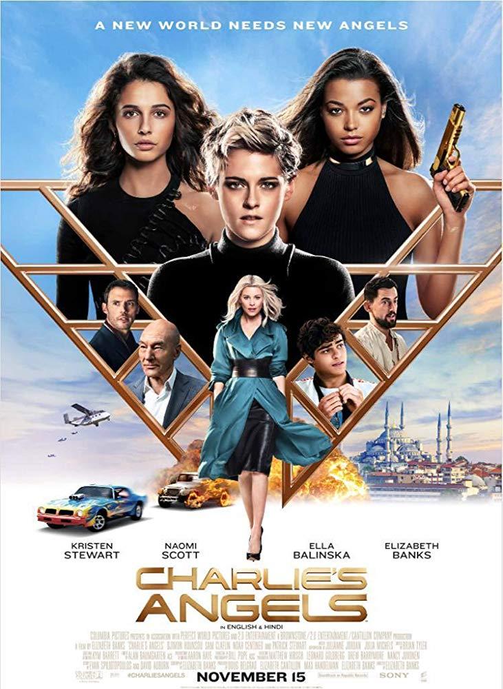Charlies Angels 2019 V2 720p HDTS 900MB getb8 x264-BONSAI[TGx]