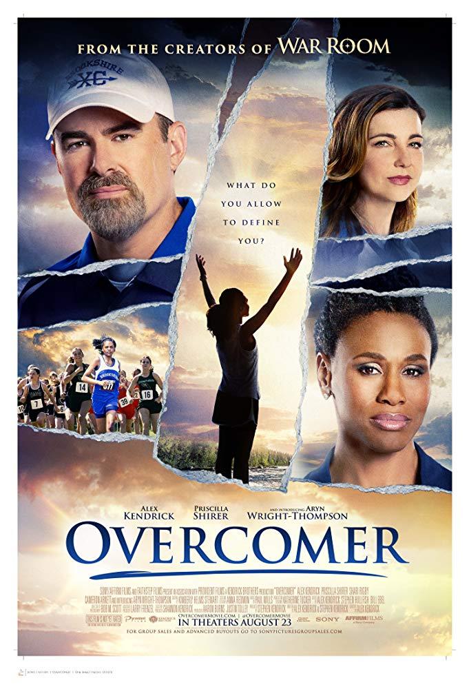 Overcomer 2019 [WEBRip] [1080p] YIFY