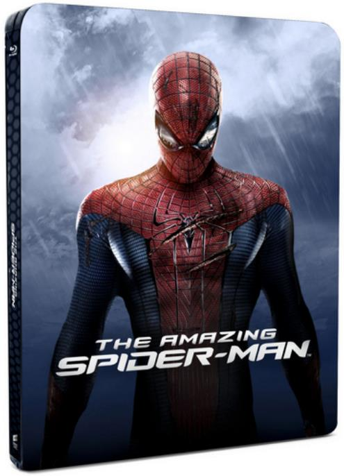 The Amazing Spider-Man (2012) 1080p BluRay x264 AAC-DSD