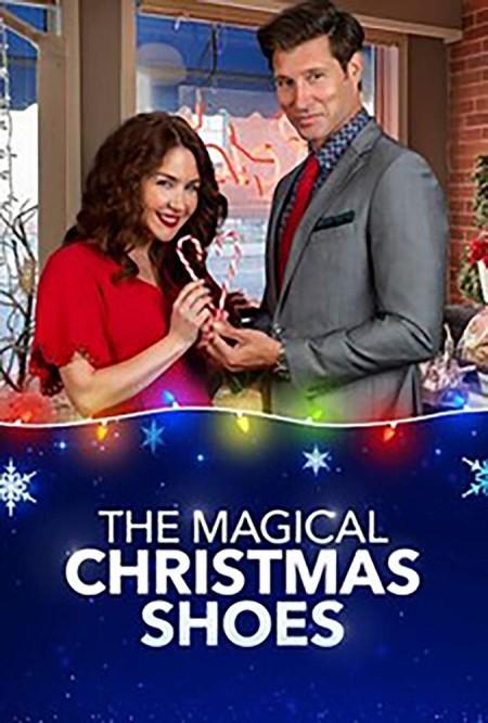 Magical Christmas Shoes (2019) Lifetime 720p Web X264 Solar