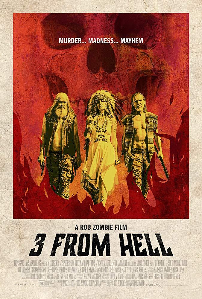 3 from Hell 2019 DVDR-JFKDVD