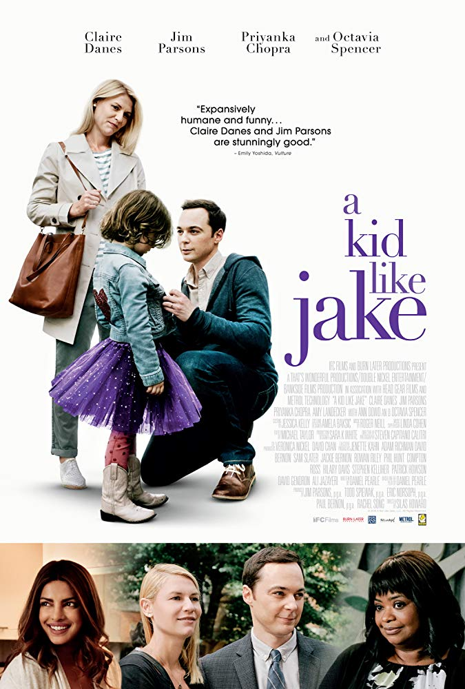 A Kid Like Jake 2019 BRRip XviD AC3-EVO