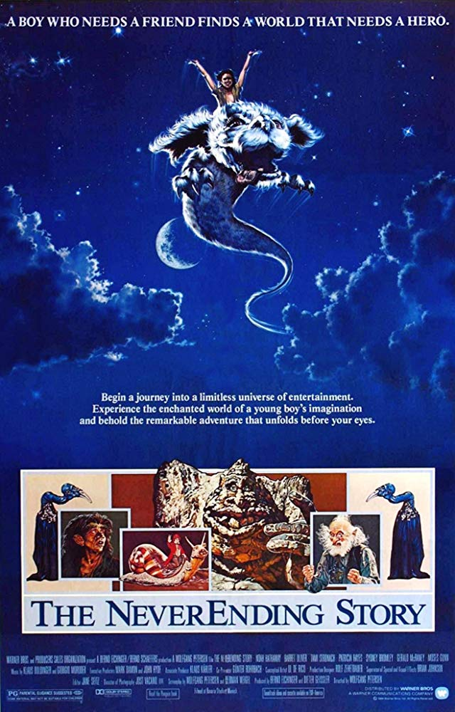The Neverending Story 1984 720p BluRay x264-x0r