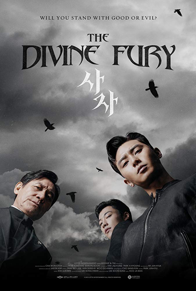 The Divine Fury 2019 DUBBED 720p BRRip XviD AC3-XVID