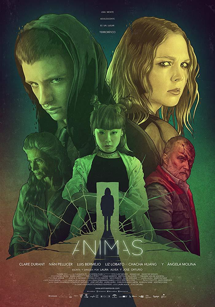 Animas 2018 SPANISH 1080p NF WEBRip DDP5 1 x264-ExREN