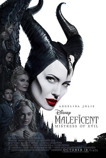 Maleficent Mistress of Evil 2019 1080p BluRay 1400MB DD5 1 x264-GalaxyRG