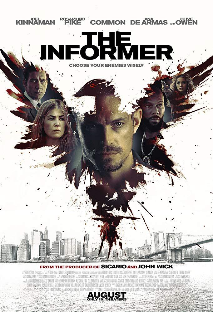 The Informer 2019 1080p 10bit BluRay 6CH x265 HEVC-PSA
