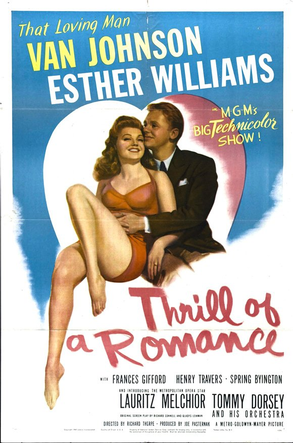 Thrill of a Romance 1945 DVDRip XViD